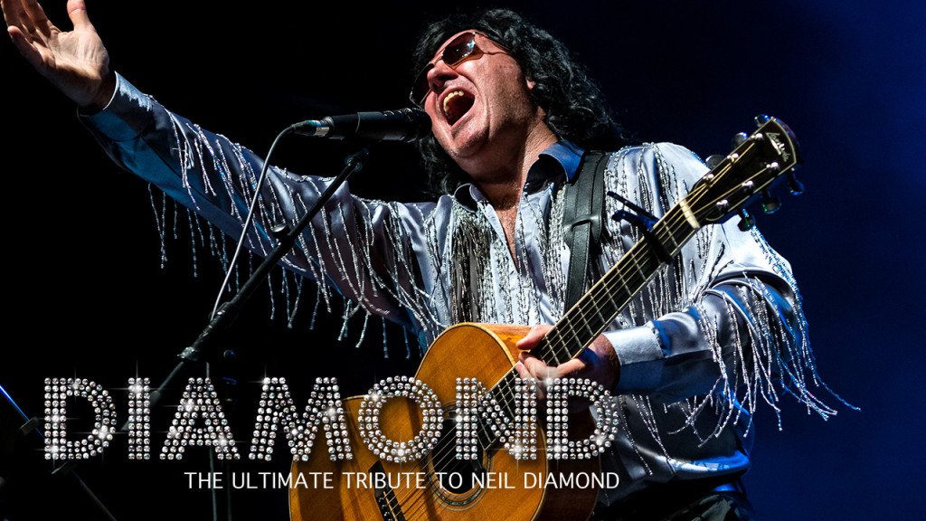Diamond live at Henley in Arden Memorial Hall £12.50